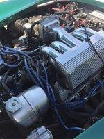 Picture of 1996 Excalibur Cobra, engine