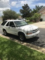 Picture of 2005 Chevrolet Blazer 2 Door LS, exterior