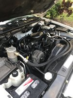 Picture of 2005 Chevrolet Blazer 2 Door LS, engine