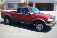 Picture of 1999 Mazda B-Series Pickup 4 Dr B4000 SE 4WD Extended Cab SB, exterior, gallery_worthy