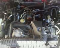 Picture of 1999 Mazda B-Series Pickup 4 Dr B4000 SE 4WD Extended Cab SB, engine
