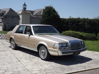 Picture of 1985 Lincoln Continental FWD, exterior, gallery_worthy