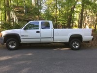 Picture of 2001 GMC Sierra 2500HD 4 Dr SL Extended Cab LB HD, exterior