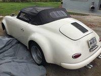 1956 Porsche 356 A Speedster, interior, exterior, gallery_worthy