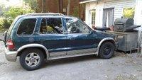 Picture of 2002 Kia Sportage Base 4WD, exterior