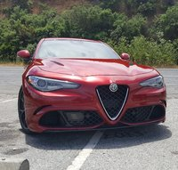 Picture of 2017 Alfa Romeo Giulia, exterior, manufacturer, gallery_worthy