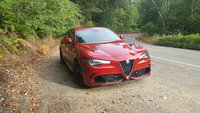 Picture of 2017 Alfa Romeo Giulia, exterior, gallery_worthy