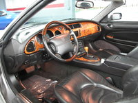 Picture of 2002 Jaguar XK-Series XKR Convertible, interior