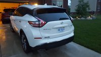 Picture of 2016 Nissan Murano Platinum AWD, exterior