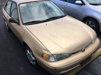 Picture of 2000 Chevrolet Prizm 4 Dr LSi Sedan, exterior