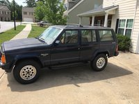 Picture of 1985 Jeep Cherokee Pioneer 4-Door RWD, exterior, gallery_worthy