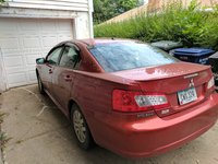 Picture of 2009 Mitsubishi Galant Ralliart, exterior, gallery_worthy