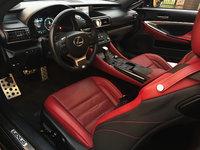 Picture of 2015 Lexus RC 350 Coupe, interior