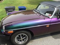 1980 MG MGB Overview