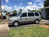 Picture of 1995 Dodge Caravan 3 Dr SE Passenger Van, exterior, gallery_worthy