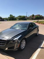 Picture of 2014 Cadillac CTS 2.0L Performance, exterior