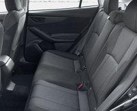 2017 Subaru Impreza 2.0i Premium Hatchback, Rear seats, Subaru Impreza 2.0i Premium, interior