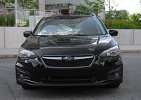 2017 Subaru Impreza 2.0i Premium Hatchback, Front view Subaru Impreza 2.0i Premium Hatchback, exterior