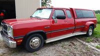 Picture of 1993 Dodge RAM 350 2 Dr STD Turbodiesel Extended Cab LB, exterior, gallery_worthy