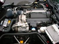 Picture of 1995 Chevrolet Corvette Convertible, engine, gallery_worthy