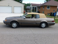 1987 Mercury Cougar Picture Gallery