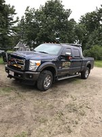 Picture of 2015 Ford F-350 Super Duty King Ranch Crew Cab 4WD, exterior