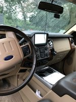 Picture of 2015 Ford F-350 Super Duty King Ranch Crew Cab 4WD, interior