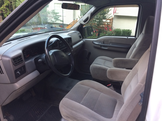 Picture of 2001 Ford F-250 Super Duty XL LB, interior, gallery_worthy
