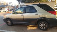 2002 Buick Rendezvous Overview