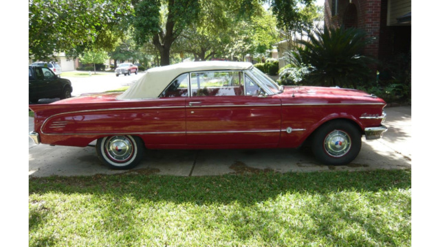 Picture of 1963 Mercury Comet