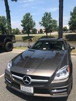 Picture of 2016 Mercedes-Benz SLK-Class SLK 350, exterior
