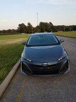 Picture of 2017 Toyota Prius Prime Four, exterior