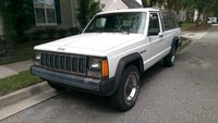 Picture of 1989 Jeep Comanche Pioneer, exterior