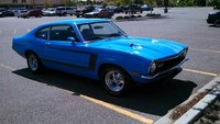 1970 Ford Maverick, 1970 Maverick Grabber Blue, exterior, gallery_worthy