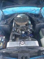 1970 Ford Maverick, 1970 Maverick Grabber Blue ford V8 302, engine