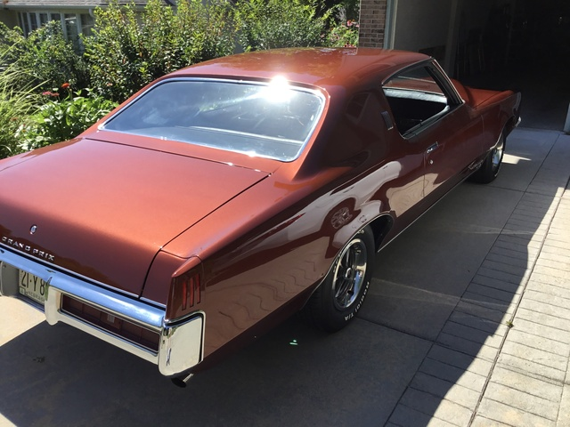 Picture of 1969 Pontiac Grand Prix
