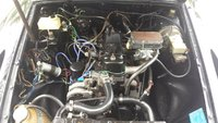 Picture of 1980 MG MGB Roadster, engine