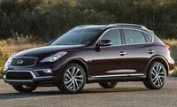 2017 INFINITI QX50 Picture Gallery