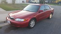 Picture of 1998 Mazda 626 LX V6, exterior