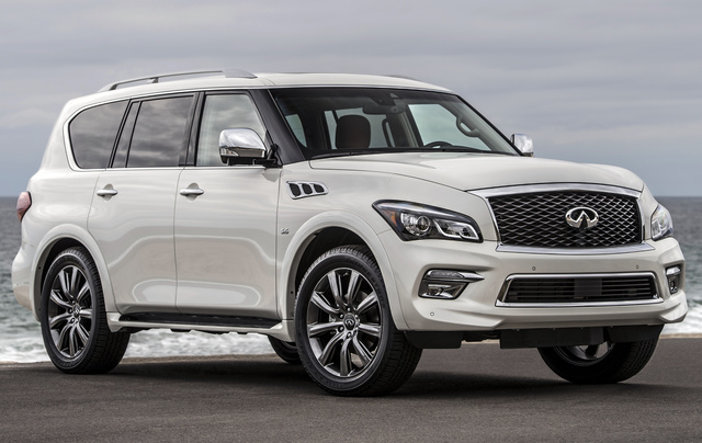 Infiniti Qx80 For Sale >> 2017 Infiniti Qx80 Price Cargurus