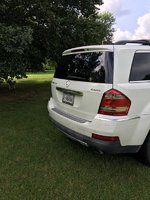 Picture of 2008 Mercedes-Benz GL-Class GL 320 CDI, exterior