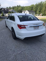 Picture of 2014 Chrysler 200 Limited, exterior