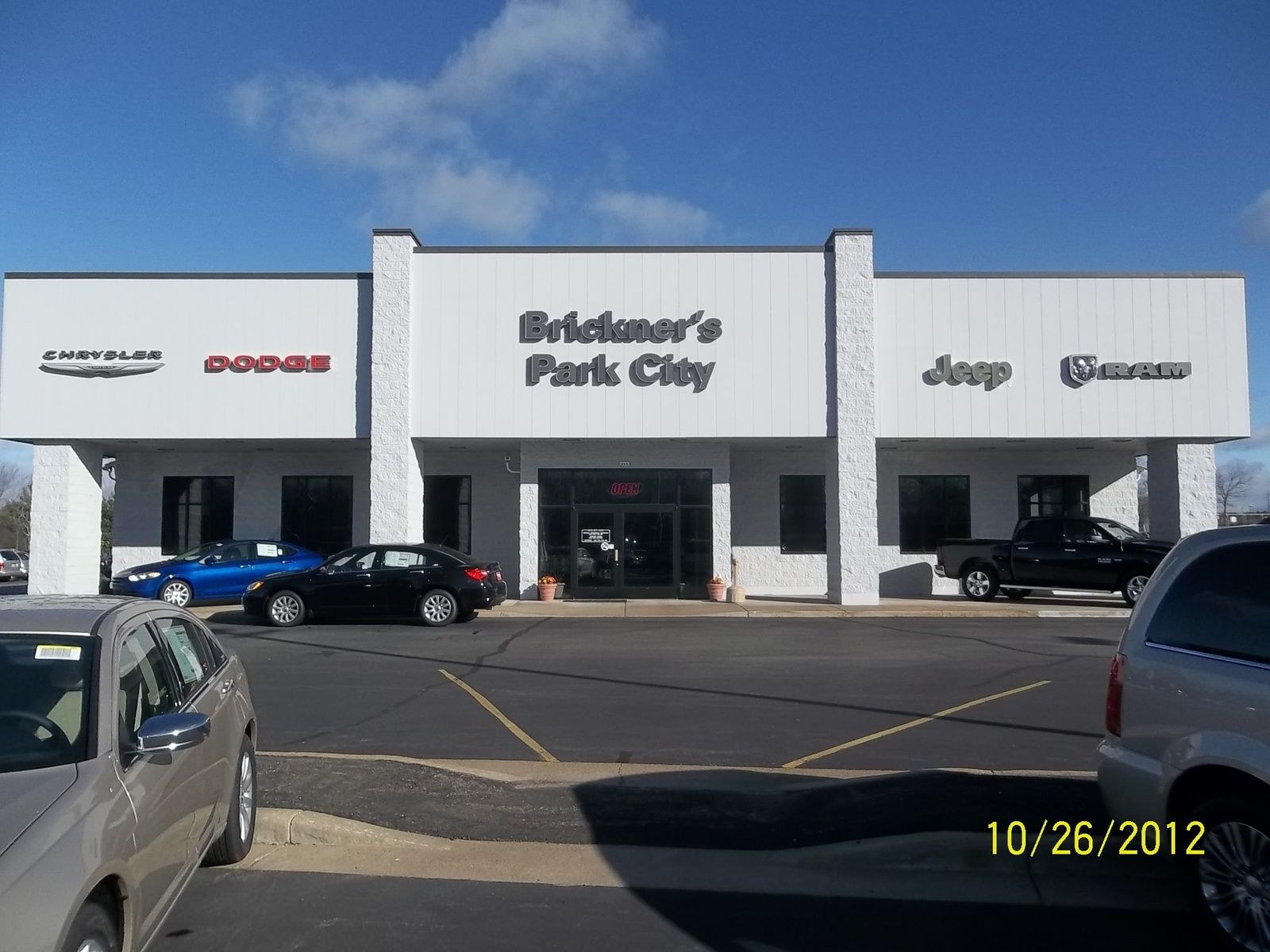 Brickner's Park City Chrysler Jeep Dodge - Merrill, WI ...
