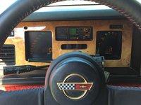 Picture of 1986 Chevrolet Corvette Coupe, interior