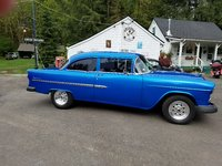 1955 Chevrolet 210 Overview