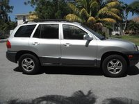 Picture of 2001 Hyundai Santa Fe LX AWD, exterior, gallery_worthy