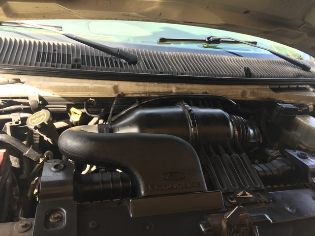 Picture of 2006 Ford Econoline Cargo E-250 3dr Van, engine, gallery_worthy