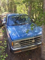 Picture of 1989 Chevrolet S-10 Tahoe Extended Cab SB, exterior