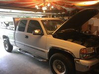 Picture of 2001 GMC Sierra 2500 4 Dr SLT 4WD Extended Cab SB, exterior