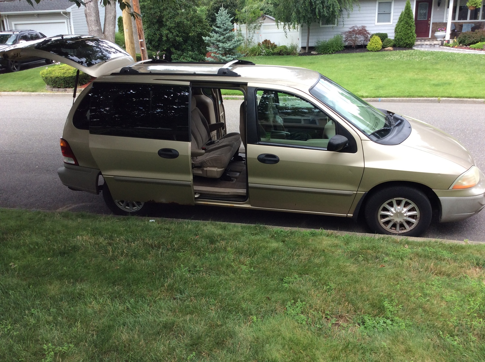 2001 ford windstar cargo test drive review cargurus 2001 ford windstar cargo test drive